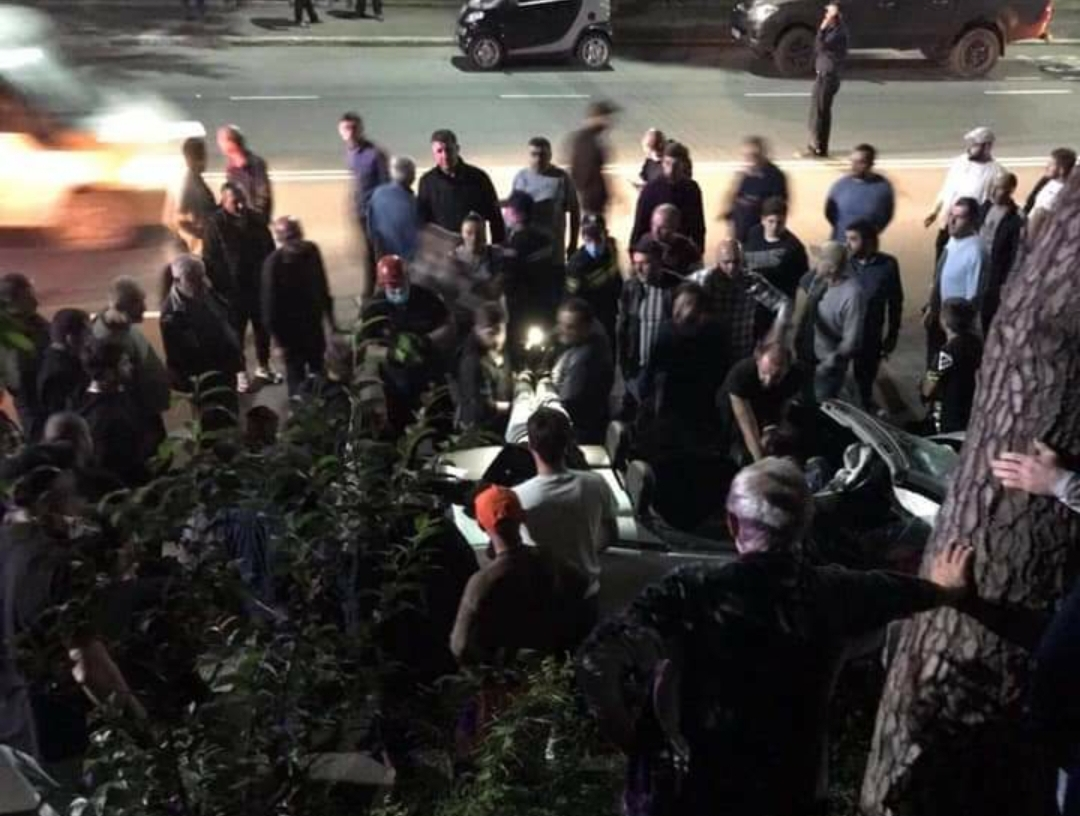 ავარია ქუთაისში – არიან დაშავებულები